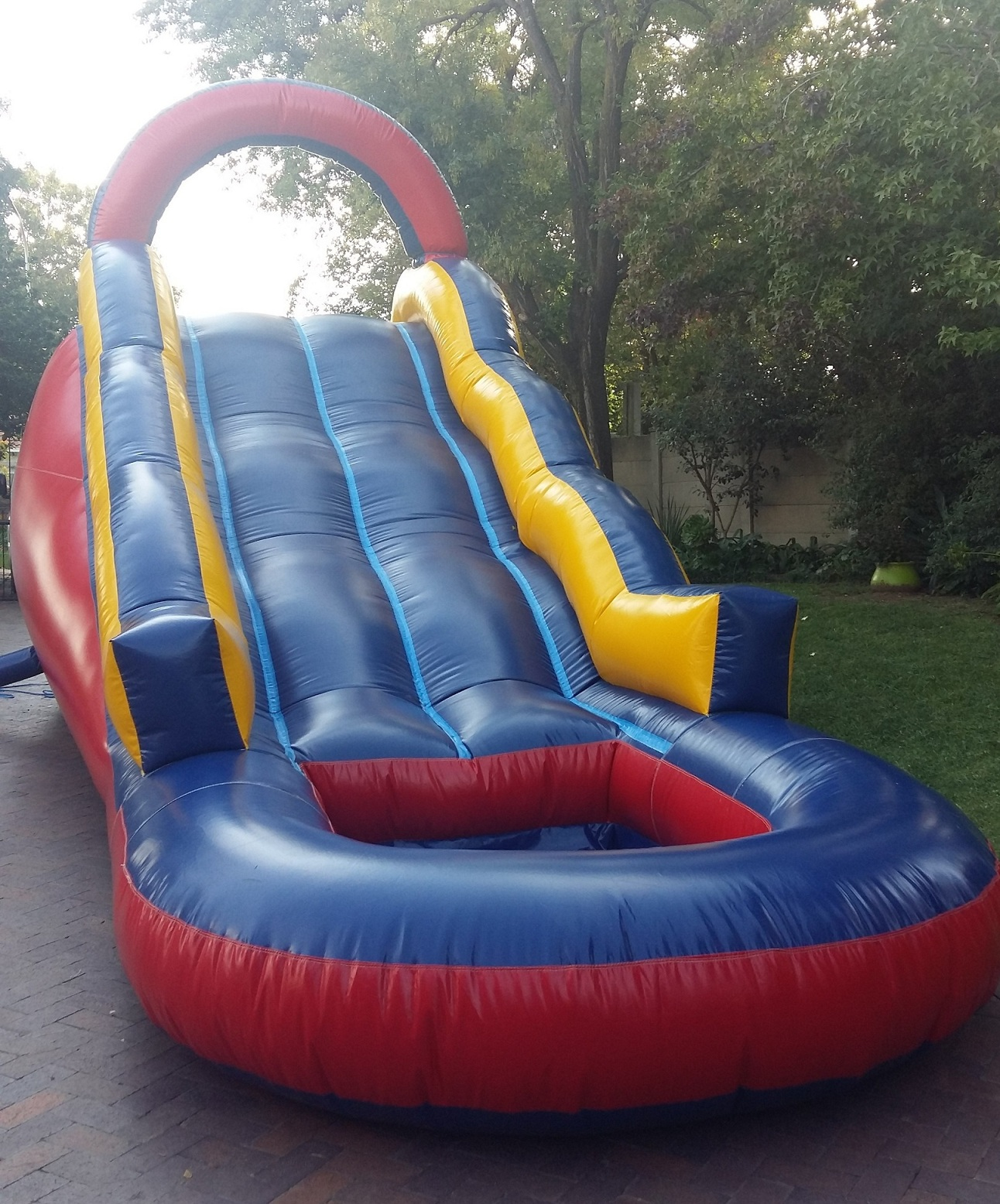 Extreme Inflatable Water Slide For Sale: Crazy Inflatables, Jumping Castles